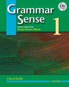 Grammar Sense: Level 1 Student Book and Audio CD Pack