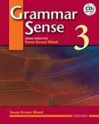 Grammar Sense: Level 3 Student Book and Audio CD Pack