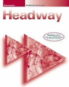 New Headway English Course: Elementary Workbook (without Key): without Key