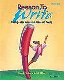 Book Reason To Write: Intermediate by Robert F. Cohen