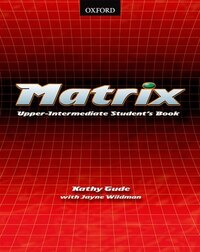 Matrix: Upper-Intermediate Student Book