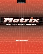 Matrix: Upper-Intermediate Workbook