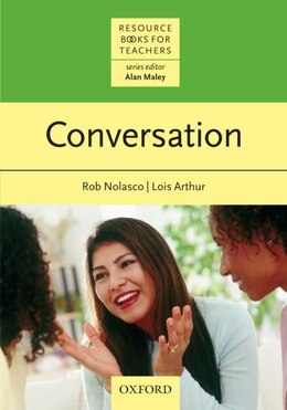 Book Resource Books for Teachers: Conversation by Rob Nolasco