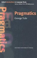 Book Oxford Introduction to Language Study: Pragmatics by George Yule