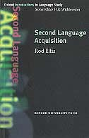Oxford Introduction to Language Study: Second Language Acquisition