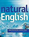 natural English: Upper-Intermediate Student Book (with Listening Booklet)