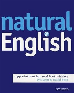Book natural English: Upper-Intermediate Workbook (with Key) by Ruth Gairns
