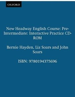 Book New Headway English Course: Pre-Intermediate Interactive Practice CD-ROM by Bernie Hayden