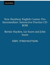 New Headway English Course: Pre-Intermediate Interactive Practice CD-ROM