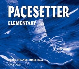 Book Pacesetter: Elementary Audio CDs (3) by Derek Strange