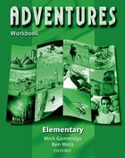 Adventures: Elementary Workbook