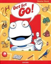Get Set Go!: Alphabet Book