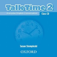 Talk Time: Level 2 Class CDs (2)