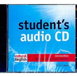 Book natural English: Intermediate Students Audio CD by Ruth Gairns