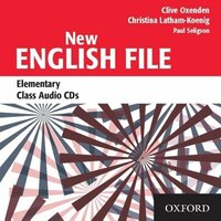 New English File: Elementary Class Audio CDs (3)