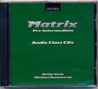 Matrix: Pre-Intermediate Class Audio CDs (2)