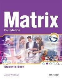 Matrix: Foundation Student Book