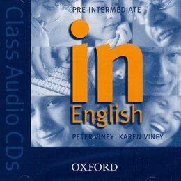 Book In English: Pre-Intermediate Class Audio CDs (2) by Peter Viney