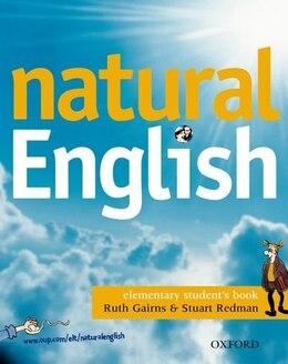 Book natural English: Elementary Student Book by Ruth Gairns