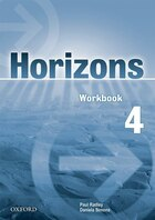 Horizons: Level 4 Workbook