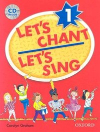 Lets Chant, Lets Sing: Level 1 CD Pack