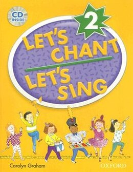 Book Lets Chant, Lets Sing: Level 2 CD Pack by Carolyn Graham