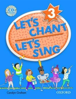 Book Lets Chant, Lets Sing: Level 3 CD Pack by Carolyn Graham