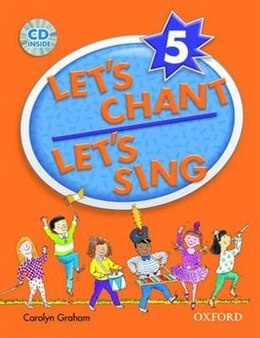 Book Lets Chant, Lets Sing: Level 5 CD Pack by Carolyn Graham