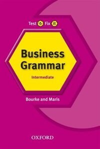 Test It, Fix It: Business Business Grammar