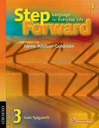 Step Forward: Level 3 Student Book: Language For Everyday Life