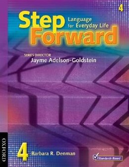 Book Step Forward: Level 4 Student Book by Barbara Denman