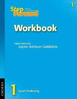 Book Step Forward: Level 1 Workbook by Barbara Denman