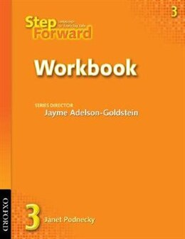Book Step Forward: Level 3 Workbook by Barbara Denman