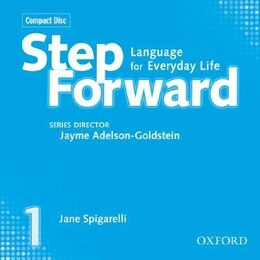 Book Step Forward: Level 1 Language for Everyday Life Class CDs (3) by Barbara Denman