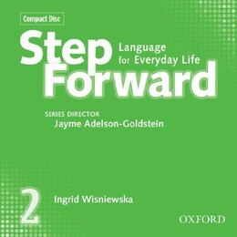 Book Step Forward: Level 2 Language for Everyday Life Class CDs (3) by Barbara Denman