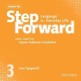 Book Step Forward: Level 3 Class CDs (3) by Barbara Denman