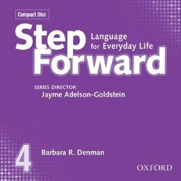 Book Step Forward: Level 4 Class CDs (3) by Barbara Denman
