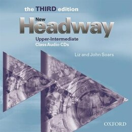 Book New Headway English Course: Upper-Intermediate, Third Edition Class Audio CDs (3) by Liz Soars