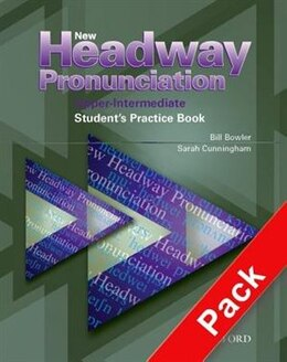 Book New Headway Pronunciation Course: Upper-Intermediate Activity Book and Audio CD Pack by Bill Bowler
