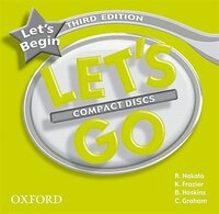 Lets Go: Lets Begin, Third Edition Audio CDs (2)