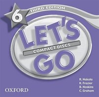 Lets Go: Level 6, Third Edition Audio CDs (2)