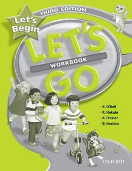 Book Lets Go: Lets Begin, Third Edition Workbook by Kathryn ODell