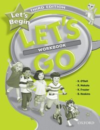 Lets Go: Lets Begin, Third Edition Workbook