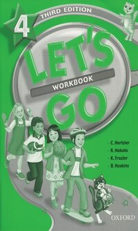 Lets Go: Level 4, Third Edition Workbook