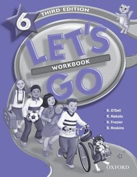Lets Go: Level 6, Third Edition Workbook