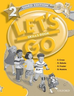 Book Lets Go: Level 2, Third Edition Skills Book with CD Pack by E. Cross