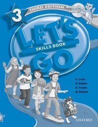 Lets Go: Level 3, Third Edition Skills Book with CD Pack