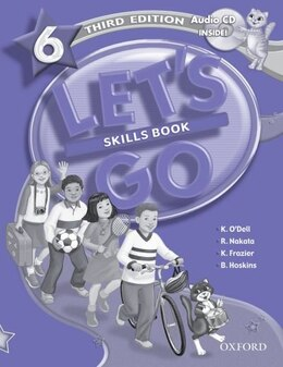 Book Lets Go: Level 6, Third Edition Skills Workbook with CD Pack by Kathryn ODell