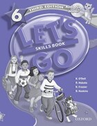 Lets Go: Level 6, Third Edition Skills Workbook with CD Pack