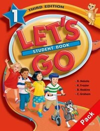 Lets Go: Level 1, Third Edition Student Book and Workbook Pack A